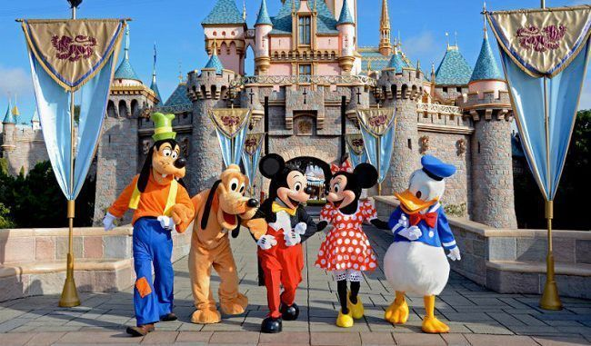 Dormir en Tokyo Disneyland