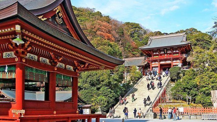 Escapadas desde Tokio. Isla de Enoshima