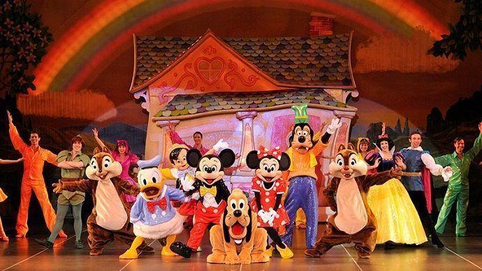The Magic Lives On en Tokyo Disneyland