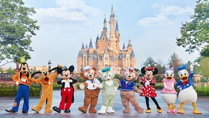 Reservar espectáculos en Tokyo Disneyland