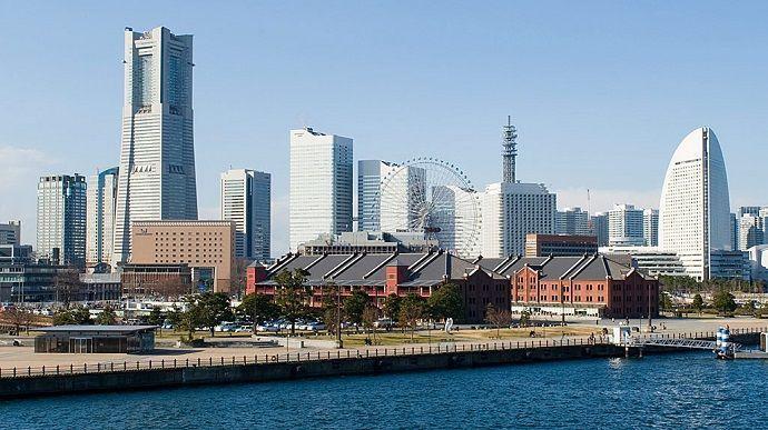 Excursiones desde Tokio. Yokohama.