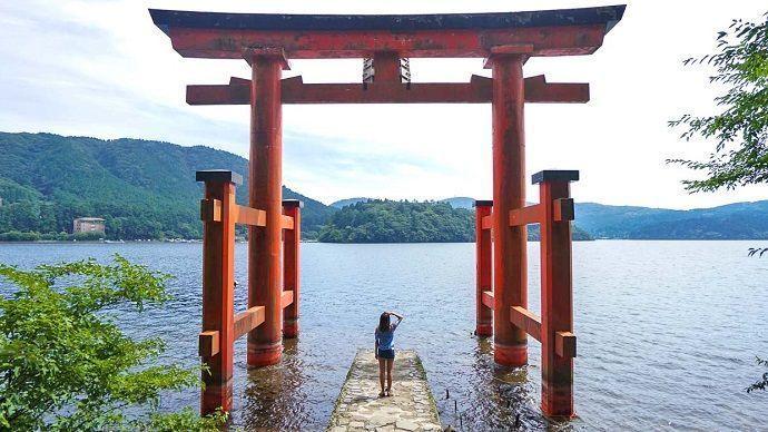 Hakone. Las mejores excursiones desde Tokio.