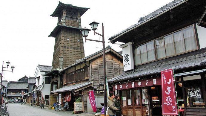 Kawagoe. Escapadas desde Tokio
