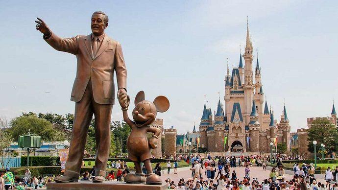 Lista de las mejores excursiones desde Tokio. Tokio Disneyland