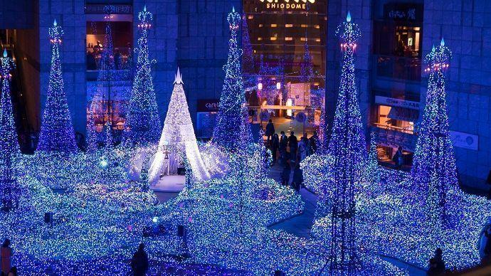 Tokio en navidad