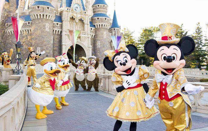 lojamiento en Tokyo Disney Resort