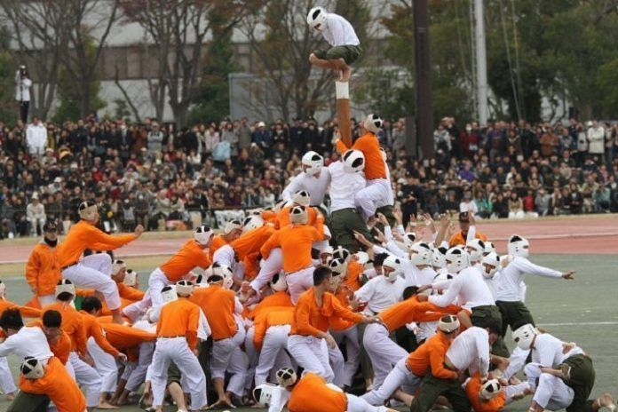 Bo-taoshi. Deporte japonés