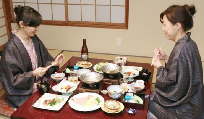 Comer en Tokio. Tradiciones japonesas en la comida