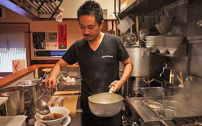 Mejores restaurantes. Comer Ramen en Tokio