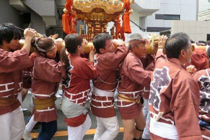 Festival Yushima Tenjin