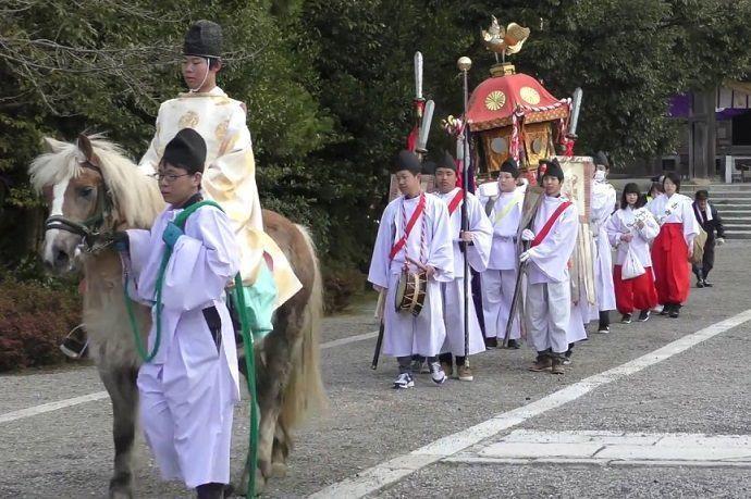 Oide Matsuri. Japón en marzo.