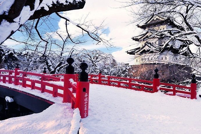 Viajar a Japón en febrero