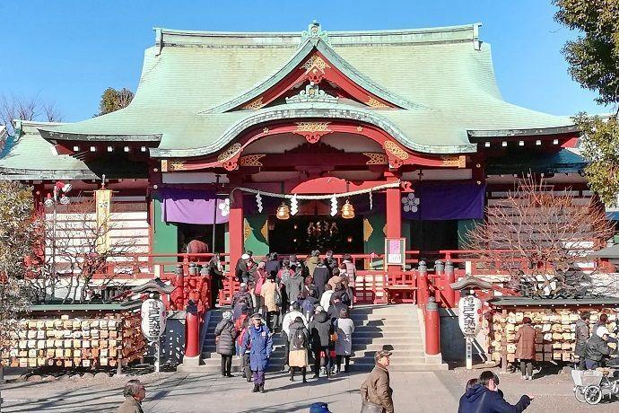 Kameido-Tenjin. Tokyo Jissha.