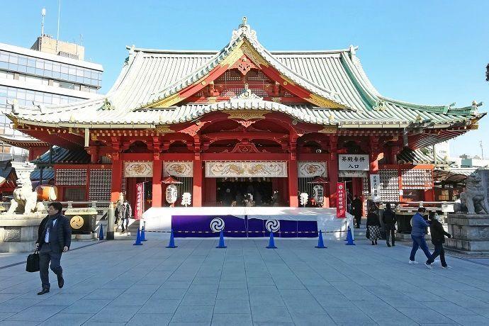 Kanda-Myoujin. Tokyo Jissha.