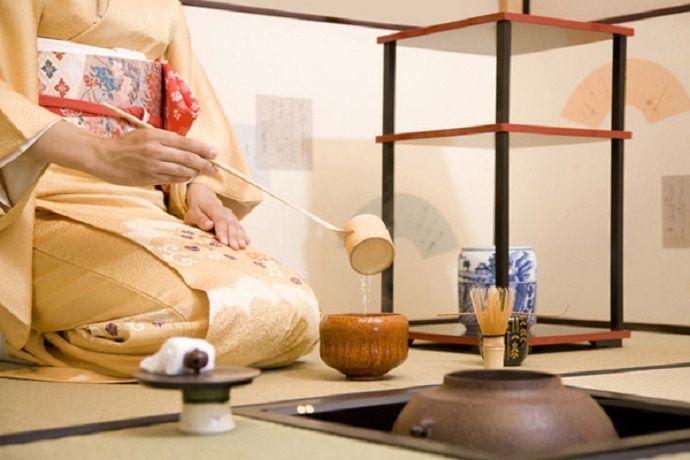 Reservar ceremonia del té en Osaka.