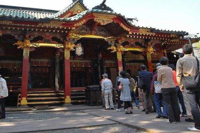 Hacer la ruta Tokyo Jissha