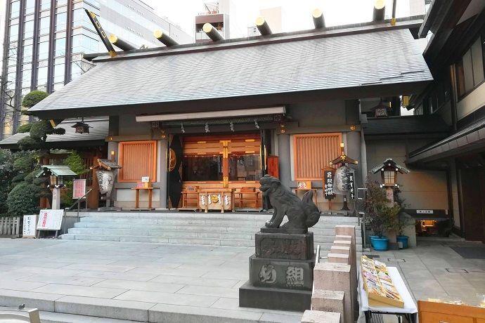 Santuario Shiba-Daijingū. Tokyo Jissha.
