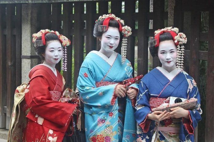 Viajar a Japón en verano.