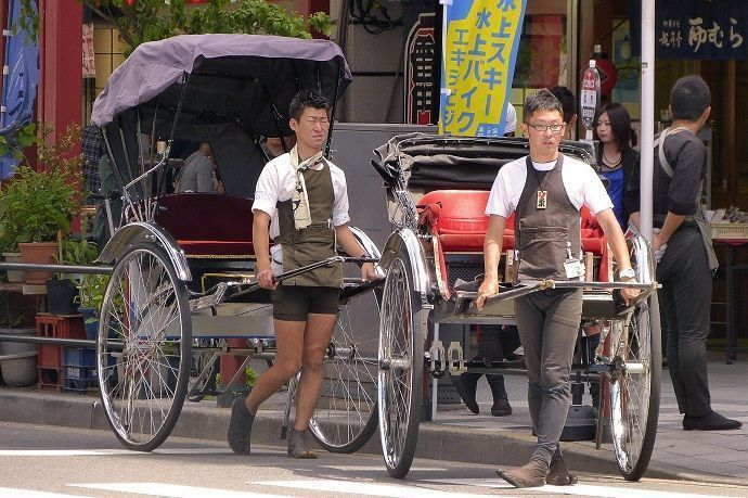 Excursión guiada por Asakusa.