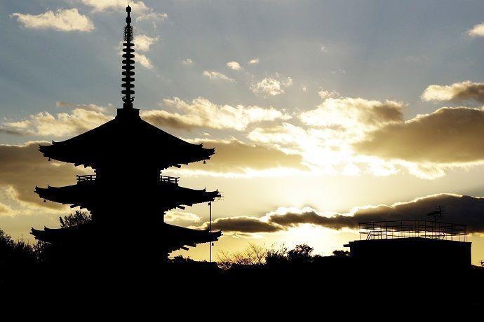 Barrio de Gion. Tour nocturno por Kioto.