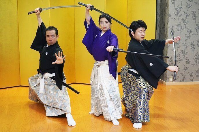 Reservar espectáculo samurái en Kioto.