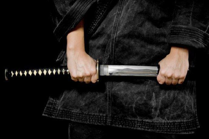 Reservar espectáculo samurái.