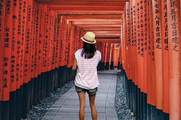 Tour por Fushimi Inari Taisha