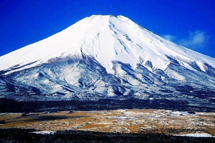 Visita guiada al monte Fuji.