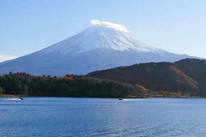 Tour por el monte Fuji. Lago Kawaguchi.