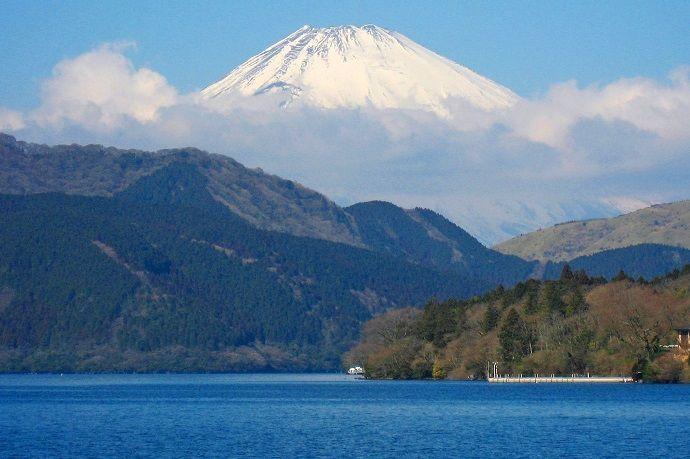 Tour por el monte Fuji y lago Ashi.