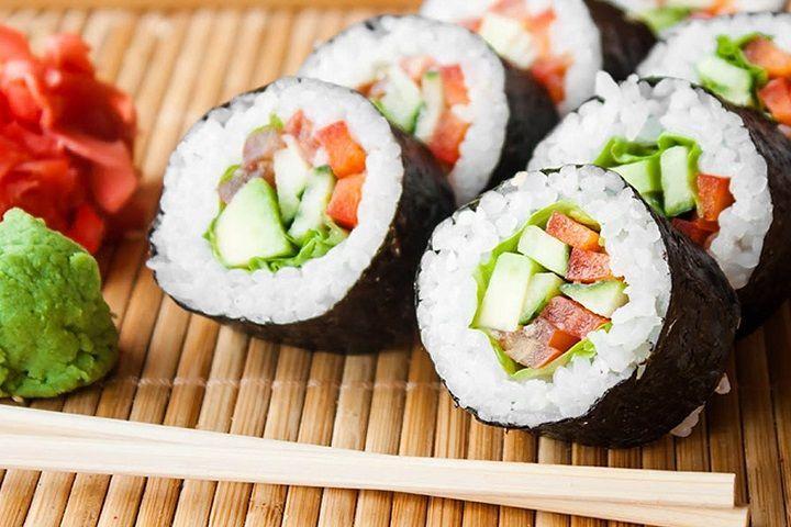 Gastronomía Japonesa Platos De La Comida De Japón