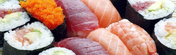 Sushi. Recetas japonesas