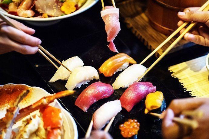 Ruta gastronómica por Tokio.