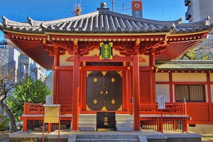 Benten-dō. Tokio.