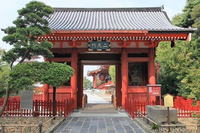 Puerta Nitenmon. Asakusa