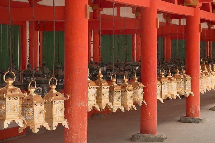 ruta por Nara.