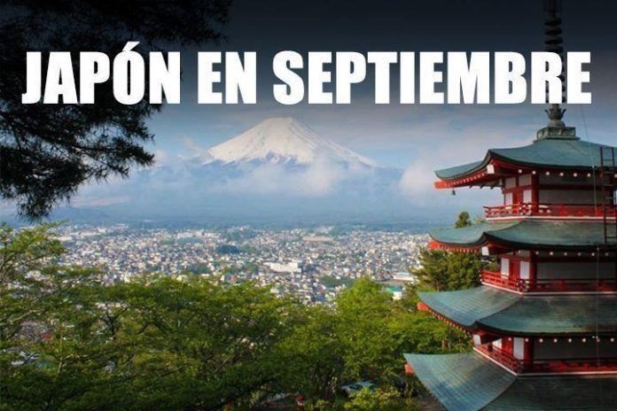 Viajar a Japón en septiembre