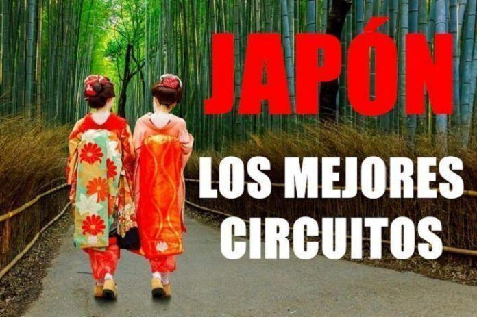 Circuitos por Japón