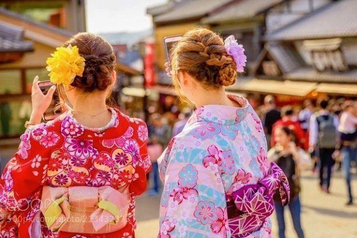Reservar kimono Japón