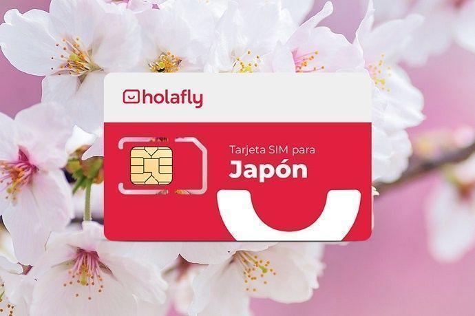 Opiniones tarjeta SIM Holafly Japón