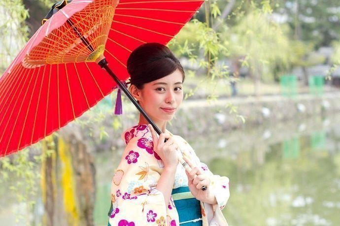 Vestirse con kimono