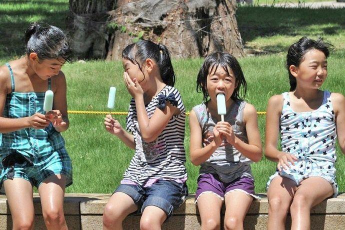 Temperaturas en Japón. Ropa de verano.