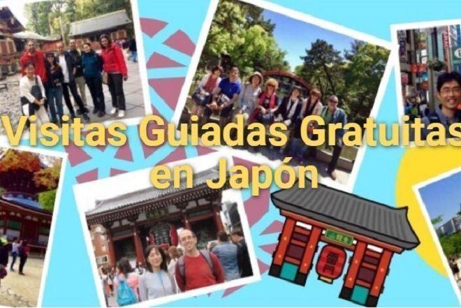 Empresa de free tours Tokio