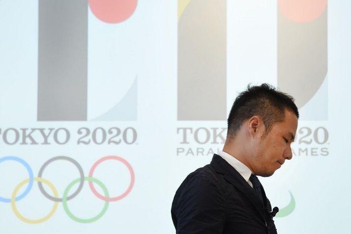 Primer disenador logo Tokio 2020
