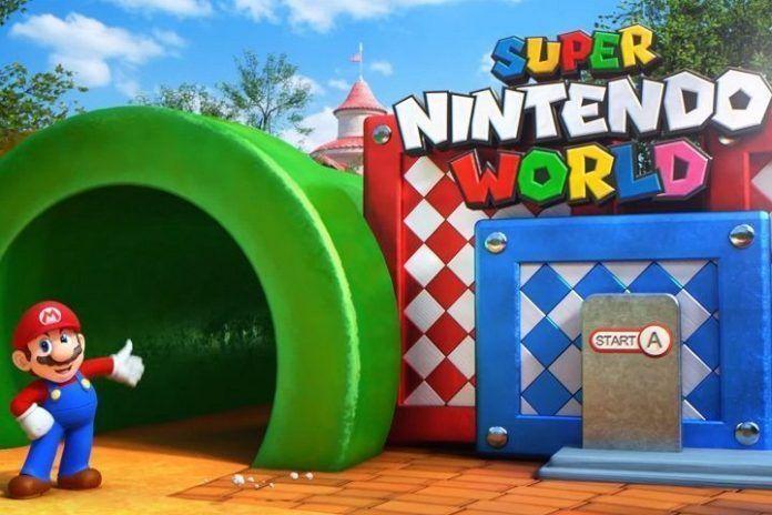 Comprar entradas Super Nintendo Japón