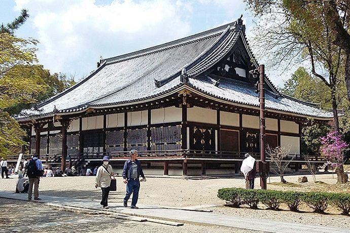 Templo Ninna-ji de Kioto