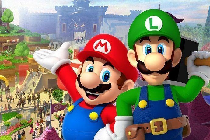 Pases Super Nintendo World Osaka