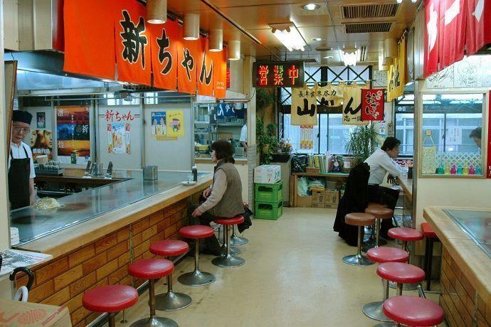 Okonomi-mura Hiroshima