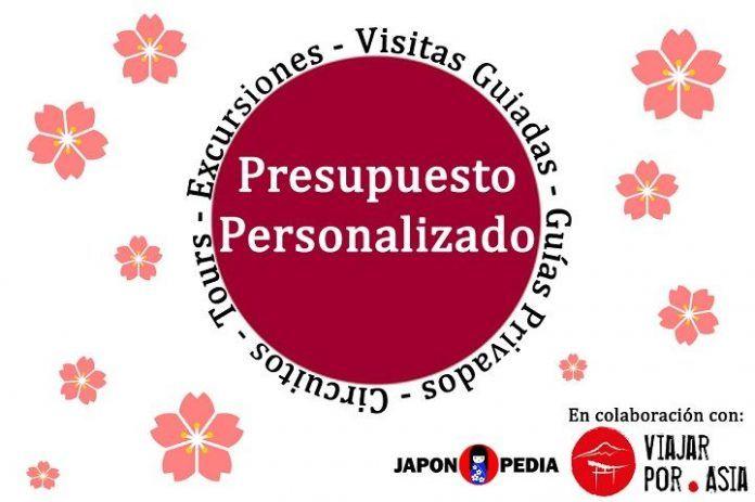 Presupuesto personalizado excursiones Japón