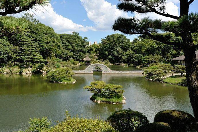 Visitar los jardines Shukkeien Hiroshima